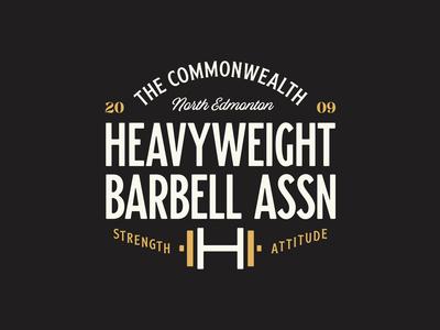 Heavyweight Barbell