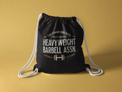 Heavyweight Barbell Bag