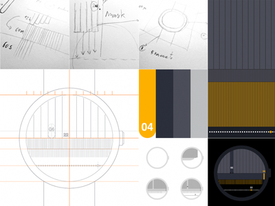 Watchface Concept Moto360 watch moto360 watchface