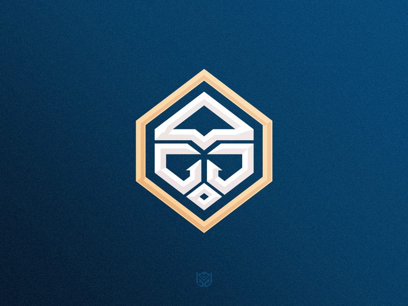Gg Logo Design By Demarco Hill On Dribbble