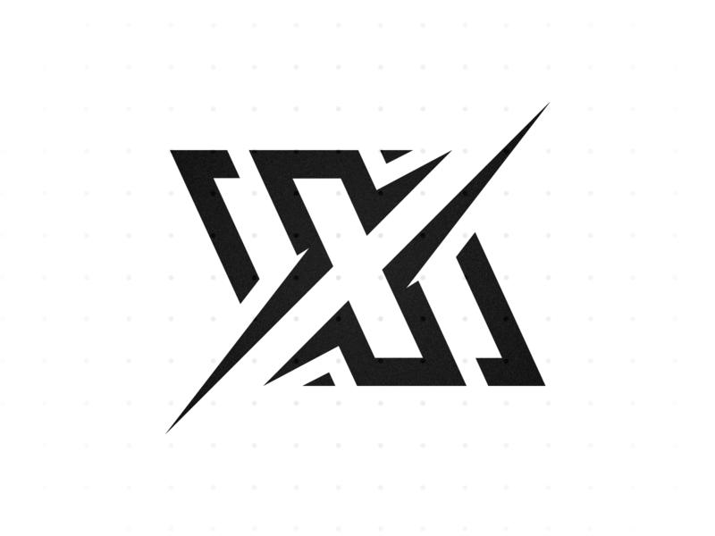 X13 || eSports Organization x x logo design icon typography vector apparel sports game brand logotype logo esports identity branding gaming