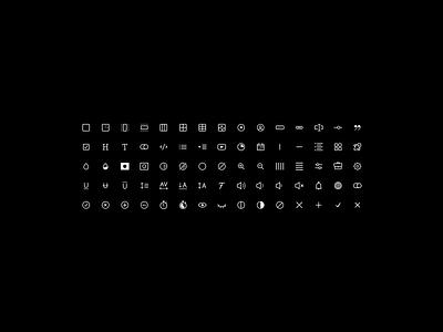 Radix Icons ui kit minimal clean ui icons
