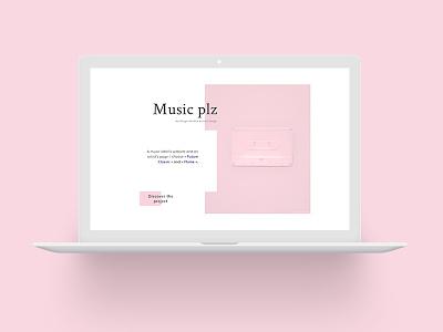 Home   Portfolio uidesign uxdesign webdesign bloc music pastel portefolio