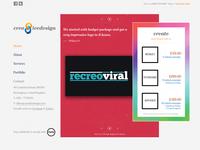 Creative Design Redesign