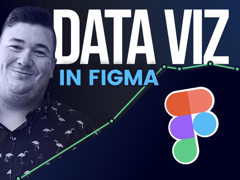 Building a Data Visualization UI Kit in Figma - Event Recap live stream event data visualizations graphs charts data