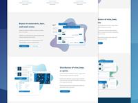 Marketing Website Illustrations
