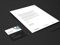 Headway Branding Stationary Kit