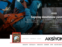 Aksiyon New Homepage