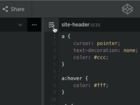 Codepen Redesign