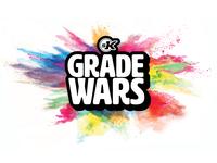 Grade Wars Logo
