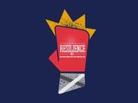 Resilience - Boing Glove Logo
