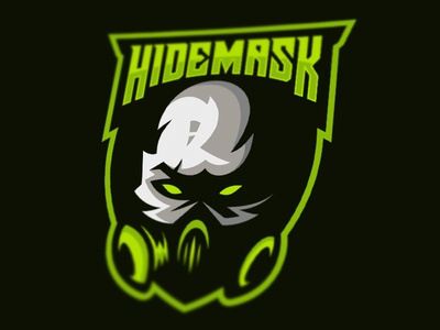 Esport Mask Gaming Team