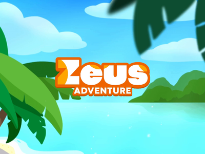 Zeus: Adventure logo for mobile game