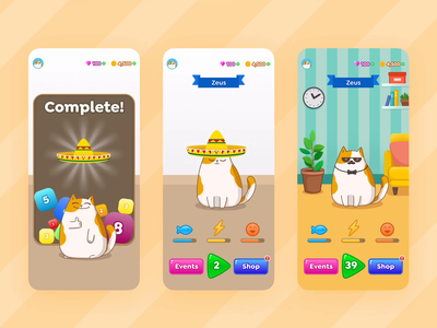 Decorate as you like (mobile game)