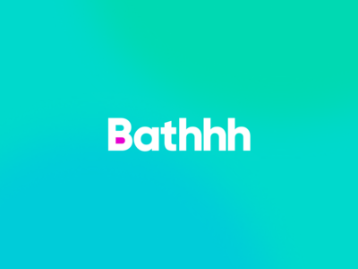 Bathhh eCommerce App Logo