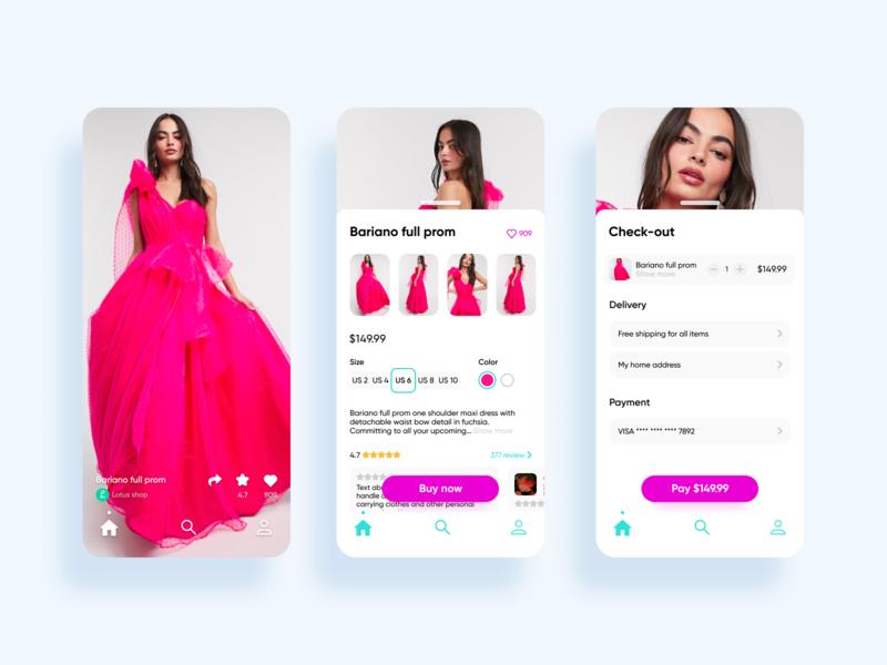 Bathhh eCommerce App