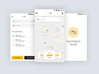 Online Taxi App