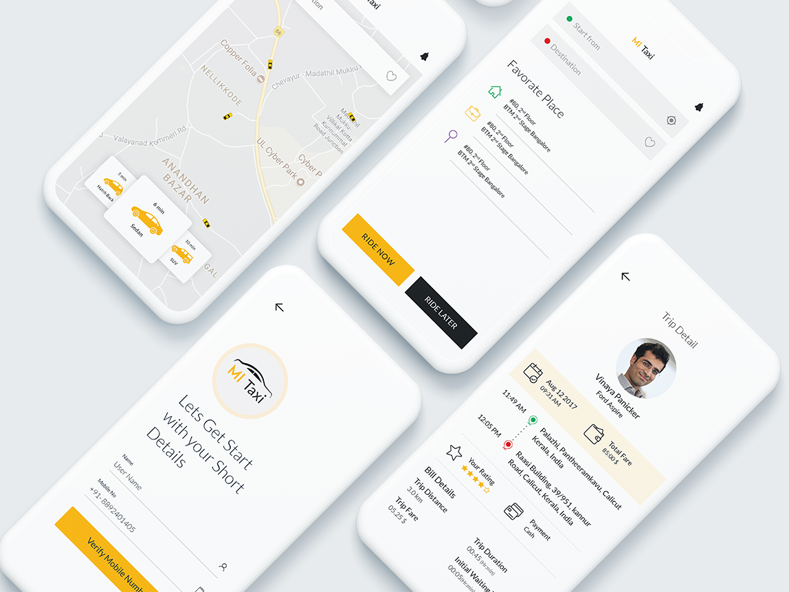 Taxi App ux design ui  ux uidesign dailyui mobileapp designs design mobileapp receipts bill dsigniation dashboard signup taxi app online taxi