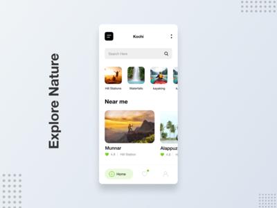 Exploration App