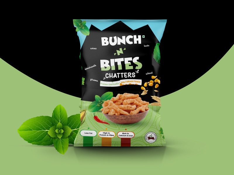 Bunch and Bites Pudina Flavour