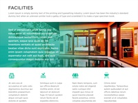 Inner pages (web template)
