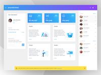 Dashboard UI/UX
