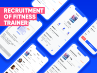 the Recruitment of Fitness Trainer