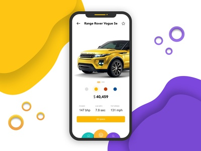 Car booking app (Specification)