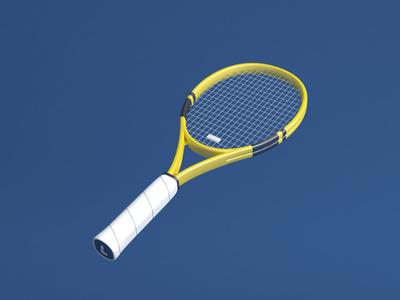 A Racket 🎾