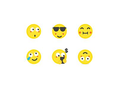 emoji emoji branding illustration design