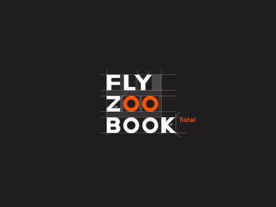 FLY ZOO BOOK vector logo branding icon illustration design