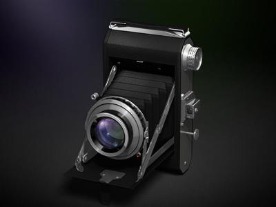 CabinApp Icon icon camera black white