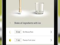 Cocktail App Teaser #2