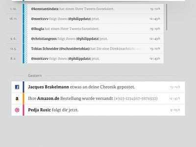 iPad Mail App ipad mail ui interface email e-mail