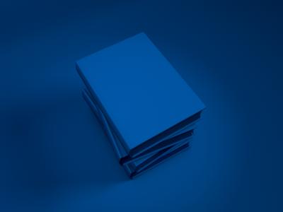 Batch of Books books blue