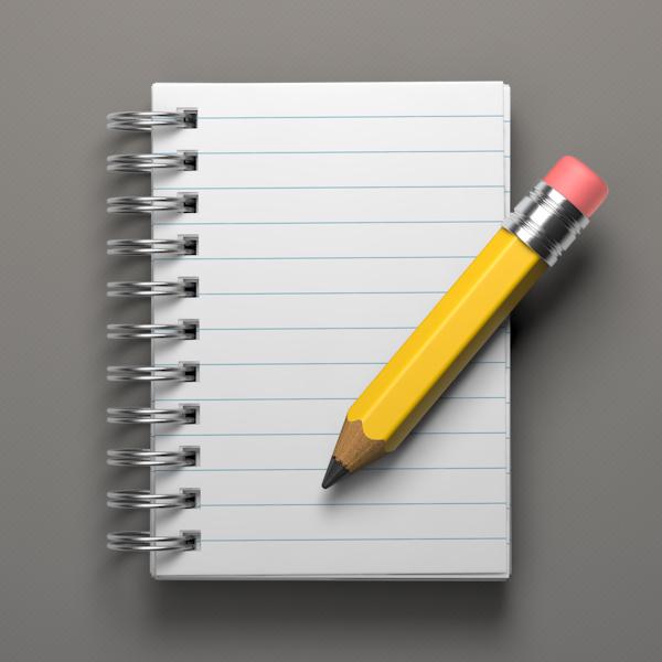 Notepad big