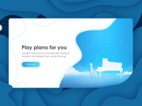 Play piano for you