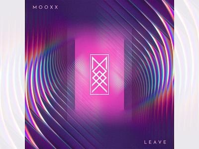 M O O X X 'Leave' Single Art octane render octanerender octane music art cinema 4d cover art design abstract 3d render 3d cinema4d art direction branding