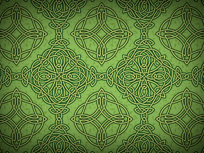 Celtic Knot Pattern By Trudy Karl Dribbble Dribbble Custom Celtic Knot Patterns