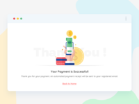Payment Success page