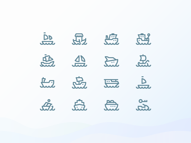 Dribbble watertransport