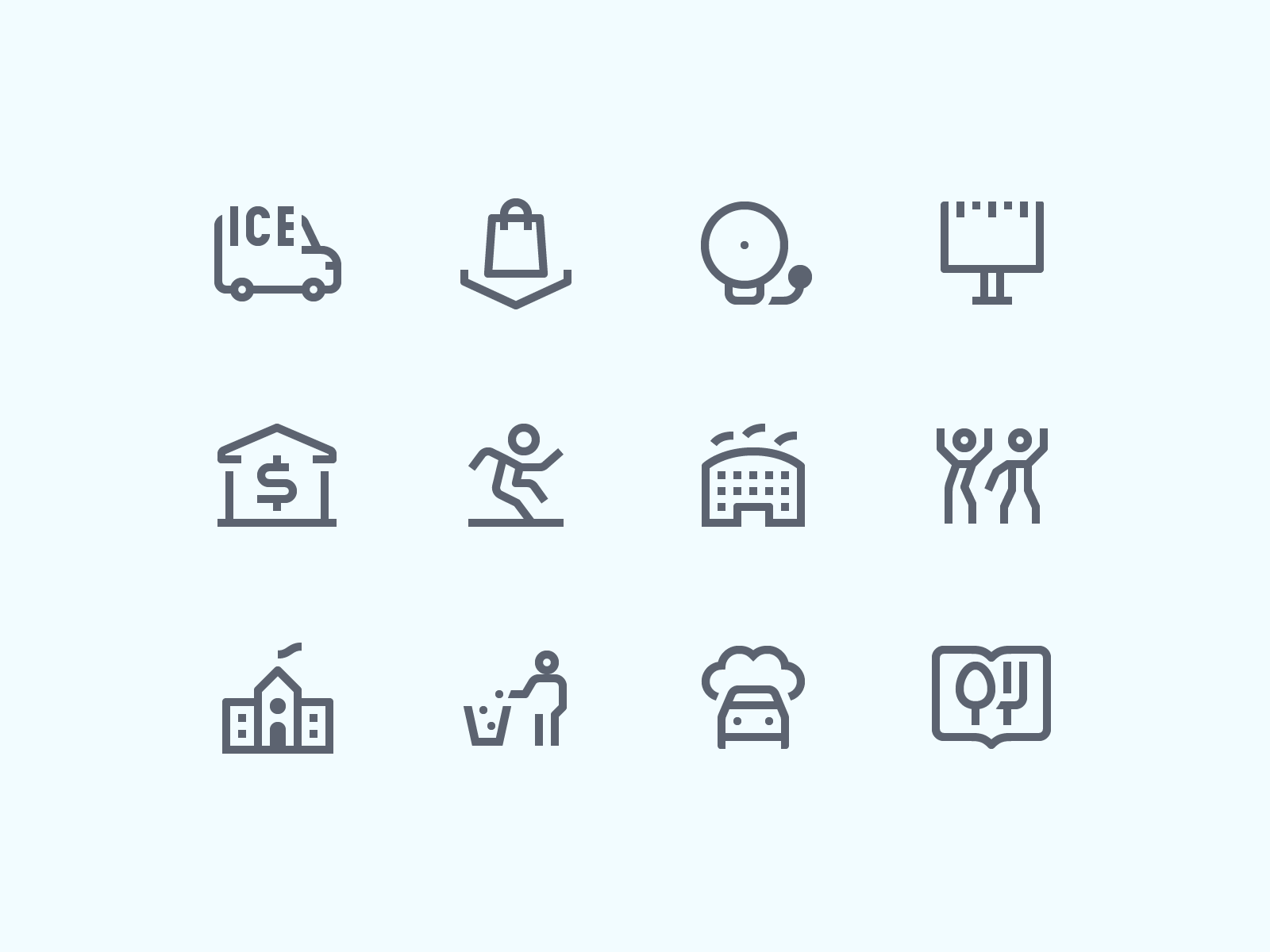 Icons8 city