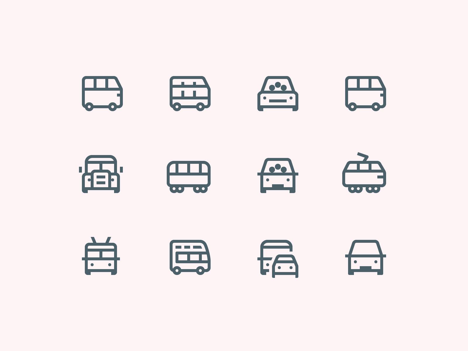 Icons8 urban puplic transport