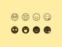 iOS icons: Emoji
