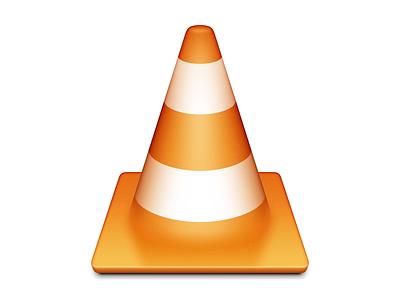VLC Replacement Icon vlc replacement icon mac traffic cone