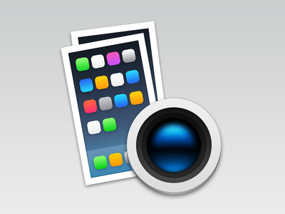 iOS Capture icon mac ios iphone photo camera lens