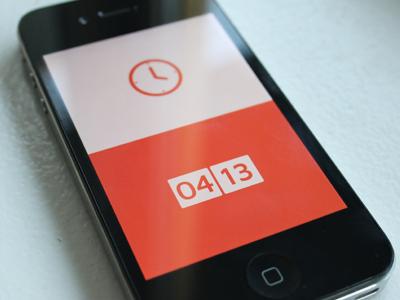 Clock app presentation