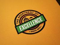Apartment Badge