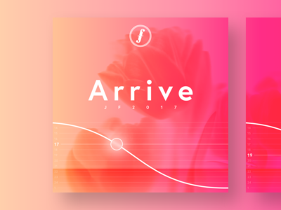 Arrive by JF2017 – Part I