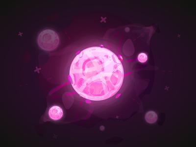 Dribbble  Galaxy